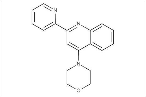4-(2-(Pyridin-2-yl)quinolin-4-yl)morpholine