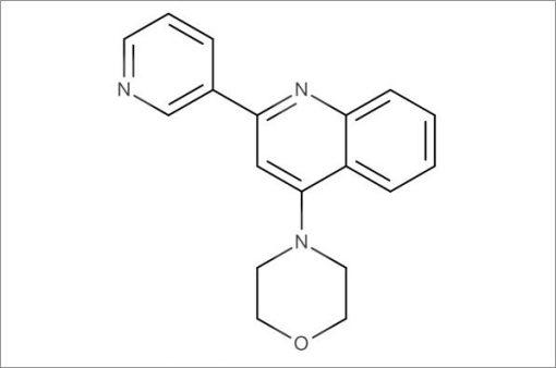 4-(2-(Pyridin-3-yl)quinolin-4-yl)morpholine