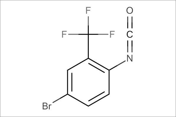 4-Bromo-2-(trifluoromethyl)phenyl isocyanate
