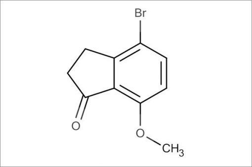 4-Bromo-7-methoxy-2,3-dihydro-1H-inden-1-one