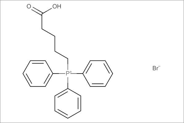 (4-Carboxybutyl)triphenylphosphonium bromide, min.