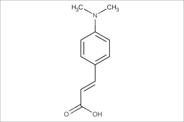 4-(Dimethylamino)cinnamic acid