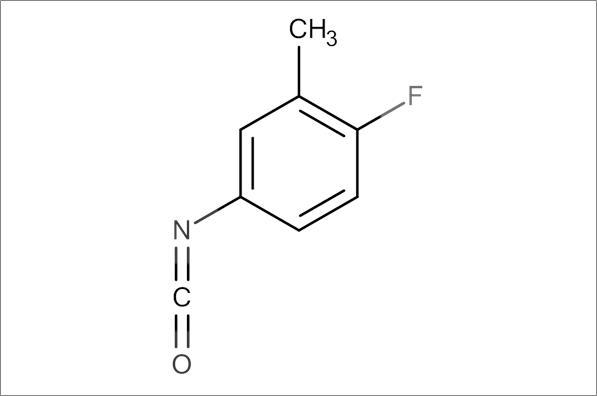 4-Fluoro-3-methylphenyl isocyanate