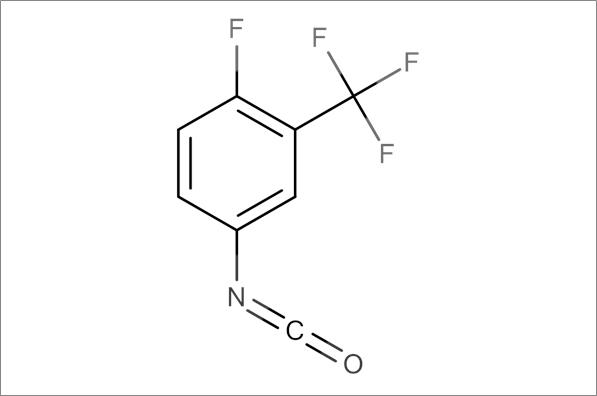4-Fluoro-3-(trifluoromethyl)phenyl isocyanate