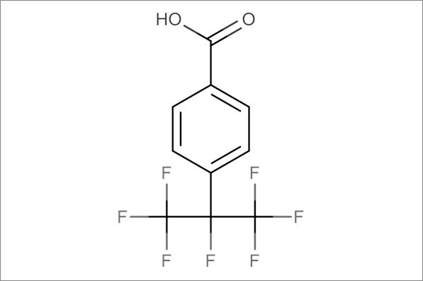 4-(Heptafluoroisopropyl)benzoic acid