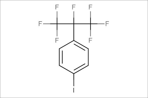 4-(Heptafluoroisopropyl)iodobenzene