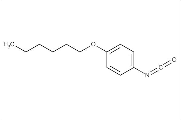 4-(Hexyloxy)phenyl isocyanate