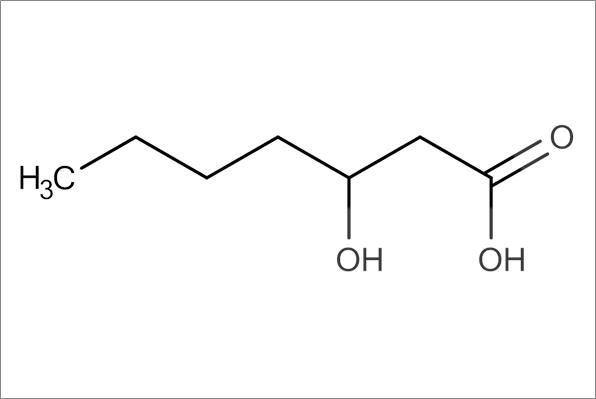 4-Hydroxyheptanoic acid