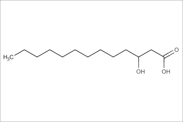 4-Hydroxytridecanoic acid