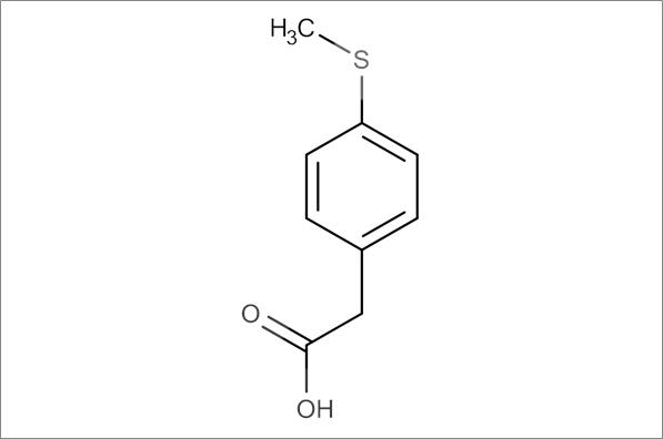 4-(Methylthio)phenylacetic acid