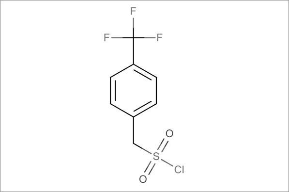 [4-(Trifluoromethyl)phenyl]methanesulfonyl chloride