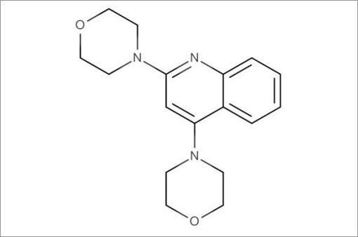 4,4'-(Quinoline-2,4-diyl)dimorpholine