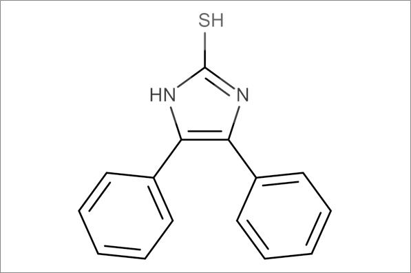 4,5-Diphenyl-2-imidazolethiol