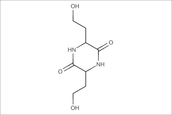 4,6-Bis(2-hydroxyethyl)-2,5-diketopiperazine
