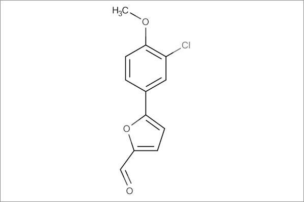 5-(3-Chloro-4-methoxyphenyl)furfural