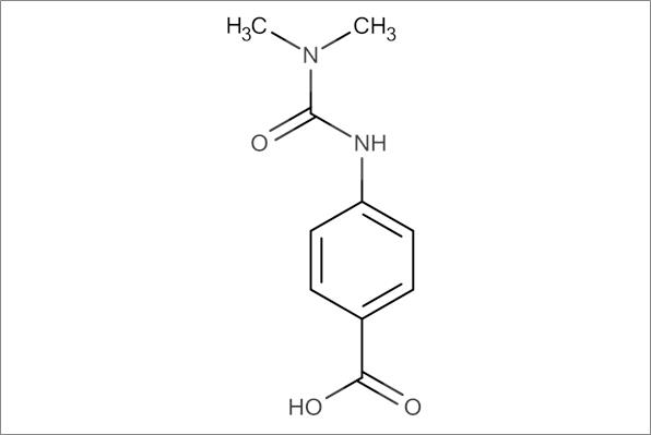 5-(3,3-Dimethyl-ureido)benzoic acid