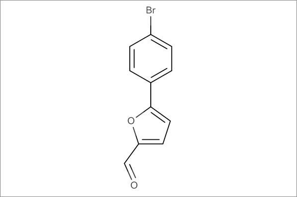 5-(4-Bromophenyl)-2-furancarboxaldehyde