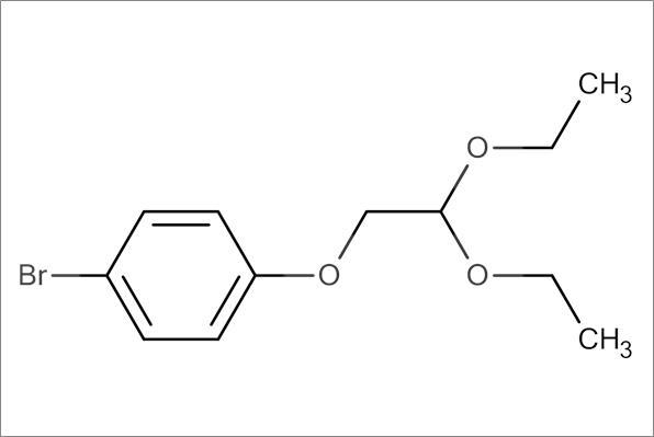 5-Bromophenoxyacetaldehyde diethylacetal