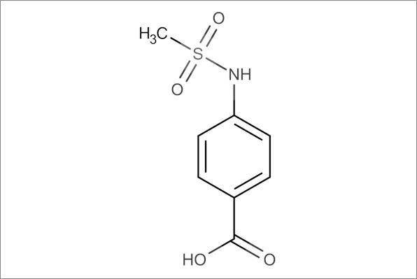 5-(Methylsulfonamido)benzoic acid, min