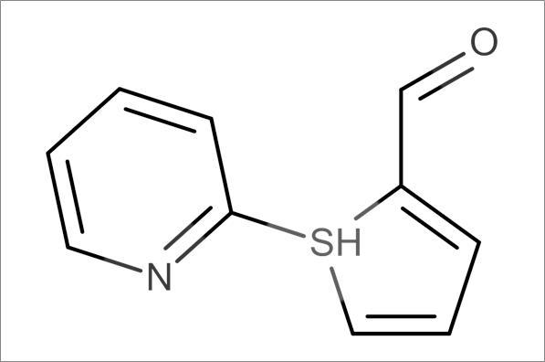 5-(Pyridin-2-ylthio)furan-2-carbaldehyde