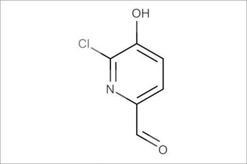 6-Chloro-5-hydroxypicolinaldehyde