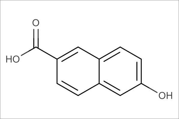 6-Hydroxy-2-naphthoic acid