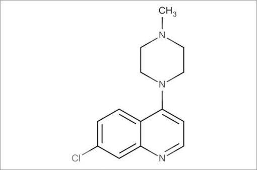 7-Chloro-4-(4-methylpiperazin-1-yl)quinoline
