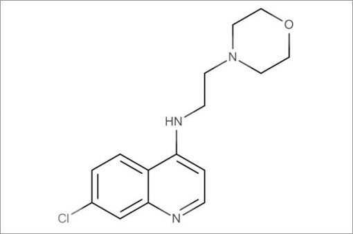 7-Chloro-N-(2-morpholinoethyl)quinolin-4-amine