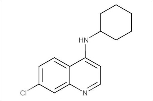 7-Chloro-N-cyclohexylquinolin-4-amine