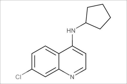7-Chloro-N-cyclopentylquinolin-4-amine