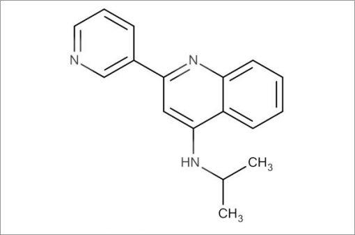 7-Chloro-N-isopropyl-2-(pyridin-3-yl)quinolin-4-amine