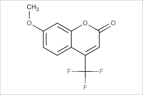 7-Methoxy-4-(trifluoromethyl)coumarin