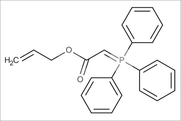Allyl oxycarbonylmethylene triphenylphosphorane