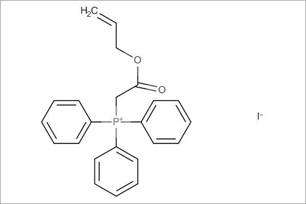 [(Allyloxycarbonyl)methyl]triphenylphosphonium iodide, min.