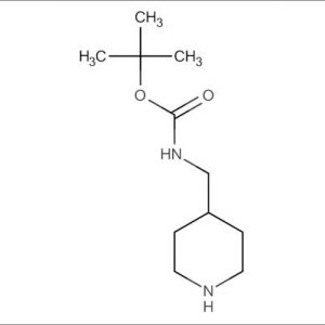 (BOC-4-aminomethyl)piperidine, min