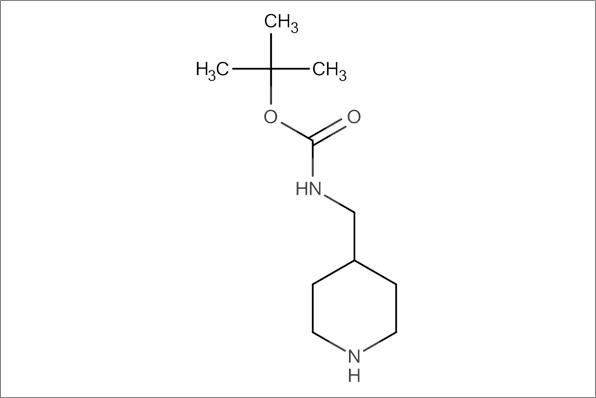 (BOC-4-aminomethyl)piperidine, min