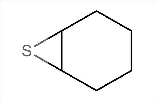 Cyclohexene sulfide