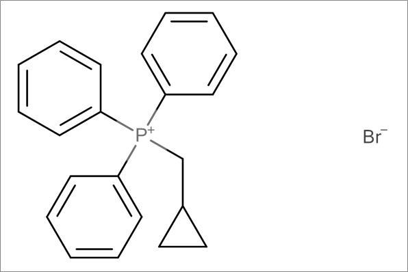 (Cyclopropylmethyl)triphenylphosphonium bromide, min.