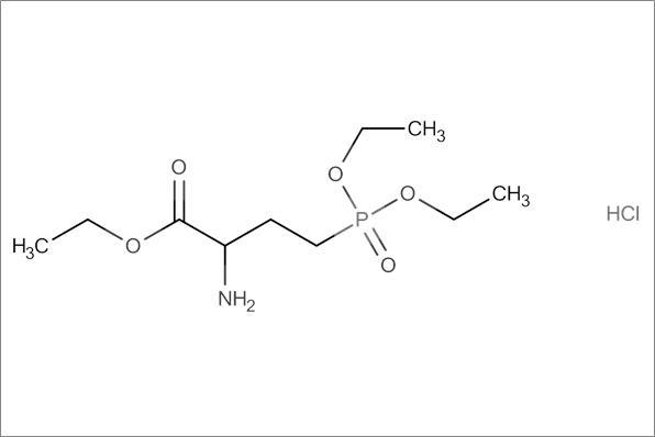 (D,L)-(±)-2-Amino-4-(diethylphosphono)butanoic acid ethyl ester, hydrochloride