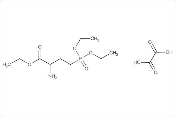 (D,L)-(±)-2-Amino-4-(diethylphosphono)butanoic acid ethyl ester, oxalate