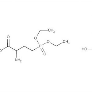 (D,L)-(±)-2-Amino-4-(diethylphosphono)butanoic acid ethyl ester, oxalate