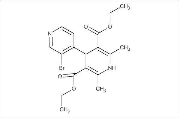 Diethyl 3'-bromo-2,6-dimethyl-1,4-dihydro-[4,4'-bipyridine]-3,5-dicarboxylate
