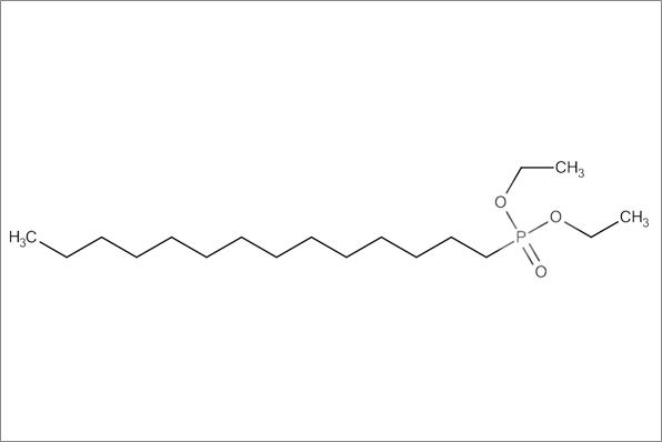 Diethyl tetradecylphosphonate