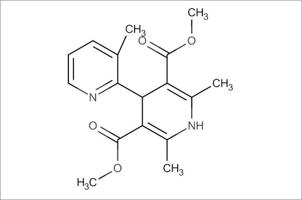 Dimethyl 2',3,6'-trimethyl-1',4'-dihydro-[2,4'-bipyridine]-3',5'-dicarboxylate