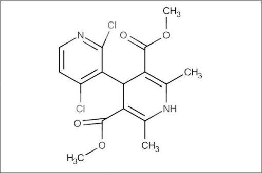 Dimethyl 2,4-dichloro-2',6'-dimethyl-1',4'-dihydro-[3,4'-bipyridine]-3',5'-dicarboxylate