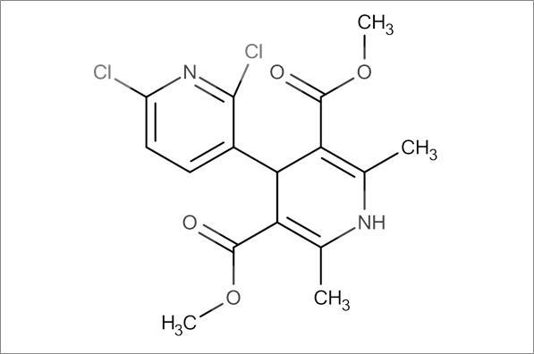 Dimethyl 2,6-dichloro-2',6'-dimethyl-1',4'-dihydro-[3,4'-bipyridine]-3',5'-dicarboxylate