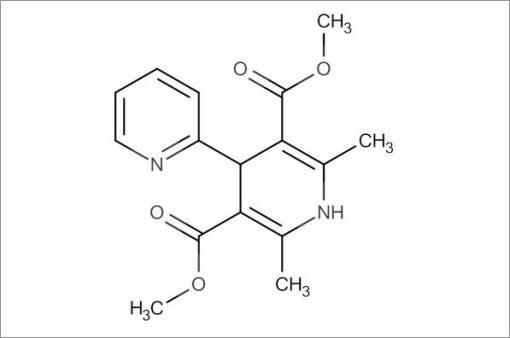 Dimethyl 2',6'-dimethyl-1',4'-dihydro-[2,4'-bipyridine]-3',5'-dicarboxylate