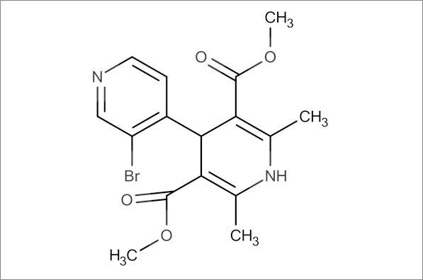 Dimethyl 3'-bromo-2,6-dimethyl-1,4-dihydro-[4,4'-bipyridine]-3,5-dicarboxylate