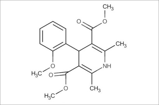 Dimethyl 4-(2-methoxyphenyl)-2,6-dimethyl-1,4-dihydropyridine-3,5-dicarboxylate