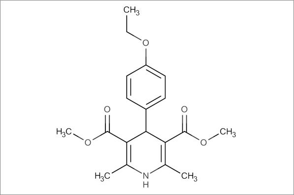 Dimethyl 4-(4-ethoxyphenyl)-2,6-dimethyl-1,4-dihydropyridine-3,5-dicarboxylate
